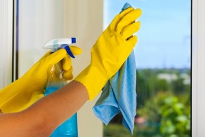 Here are a few tips for cleaning your windows.