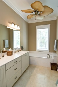 Here are a few tips for installing new bathroom windows.