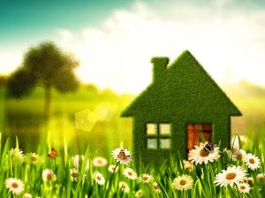 How can you build an energy-efficient home?