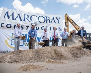 Florida Governor Rick Scott Breaks Ground and Celebrates Growth with NewSouth Window