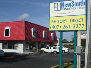 Look for the Factory Direct Sign